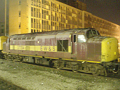 Bristol Temple Meads - 37714
