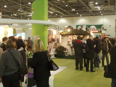 Hotelympia, Feb 2008