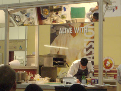 Exhibition Chef