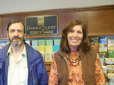 Fannin County Chamber of Commerce