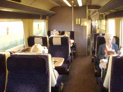 First Class, First Great Western
