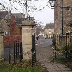 Melksham Churchyard
