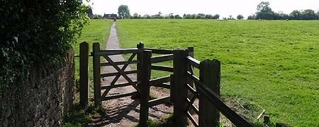 Gate at ReyBridge