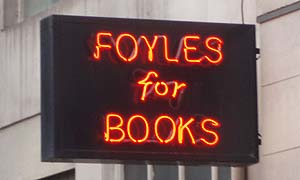 Foyles, Charing Cross Road, London