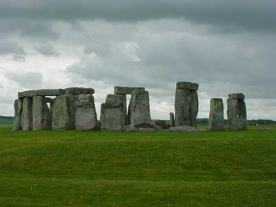 Stonehenge - full circle