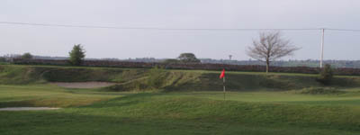 Golf Club - hole