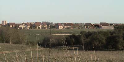 German village on Salisbury Plain