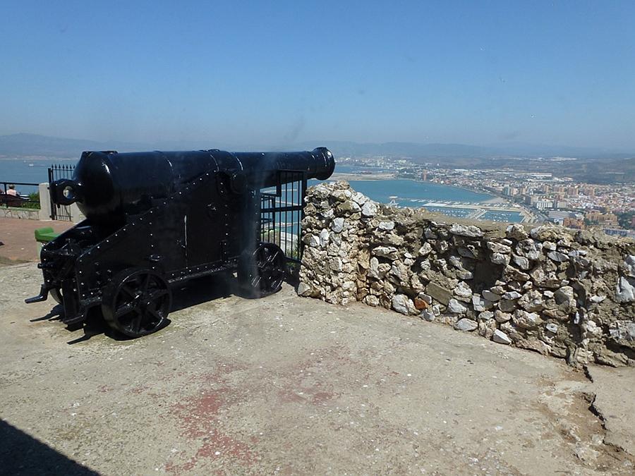 Defending Gibraltar