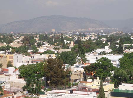 View from Room - Lopes Mateas, Plaza Hotel