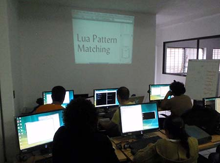Lua pattern Matching