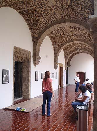 At Exconvento del Carmen, Guadalajara, Mexico
