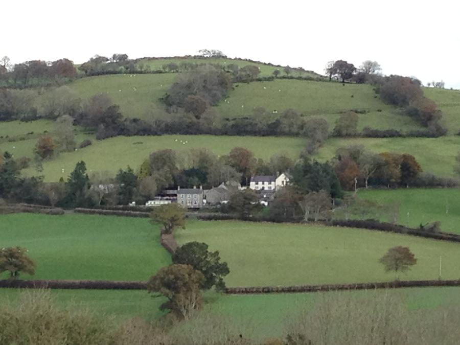 Happy Donkey Hill - across the valley