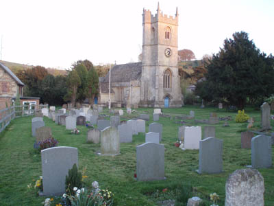 Heddington Church