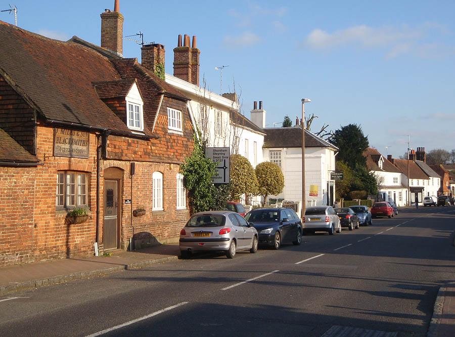 Henfield, Sussex