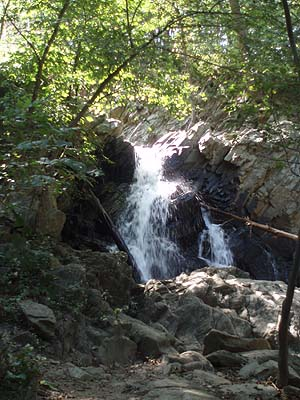 Waterfall on a Potomac Tributary