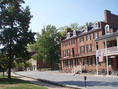Main Street, Harpers Ferry