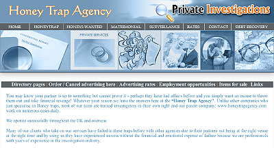 Honeytrapagency / Honey Trap Agency