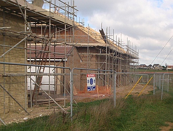 House Building in Melksham