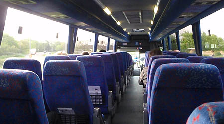 National Express Coach from Melksham to Heathrow