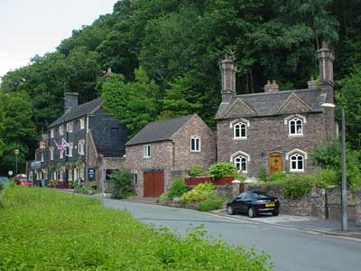 Victorian Cottages, Ironbridge
