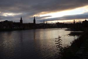 Inverness at Dawn