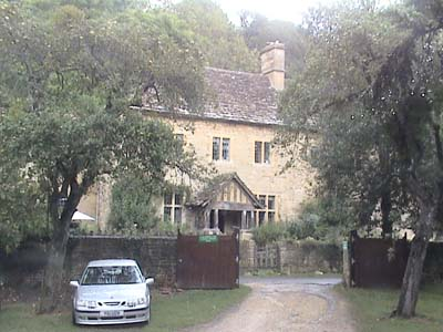 Cottage at Iford