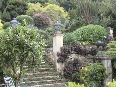 The gardens at Iford Manor