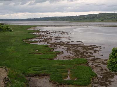 Looking across to Islandmagee