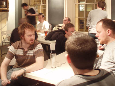 London Ruby Users Group meeting