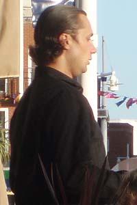 Waiter at Portsmouth