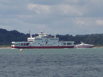 Red Funnel Fleet