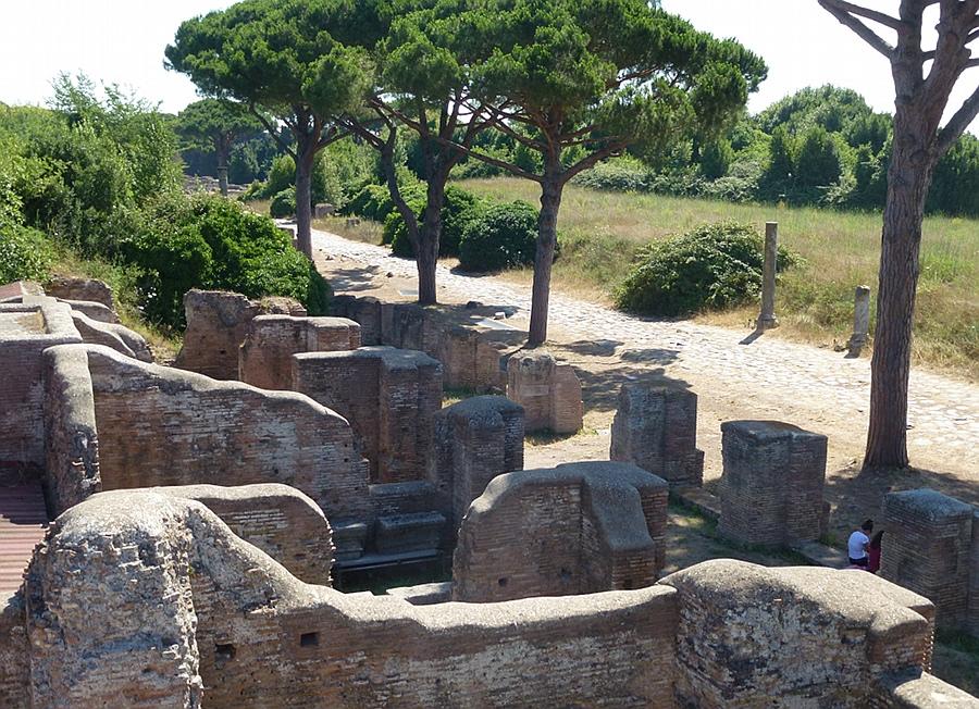 Old Ostia