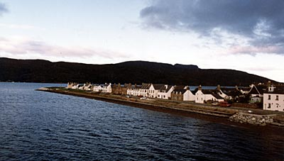 Ullapool - fishing village