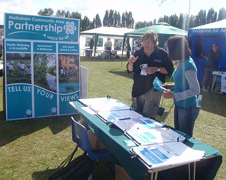 Community Area Partnership at Party in the Park
