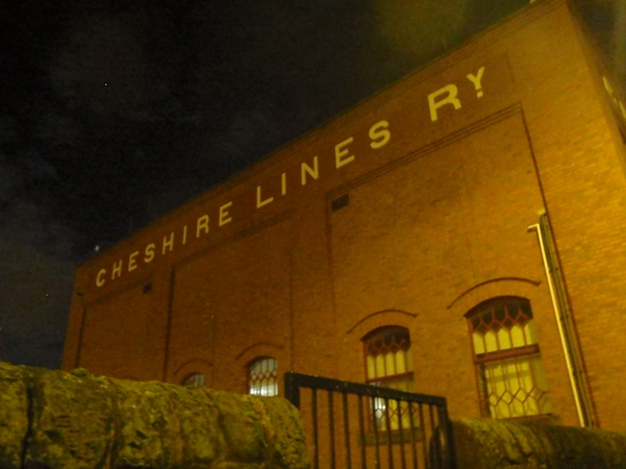Cheshire Lines