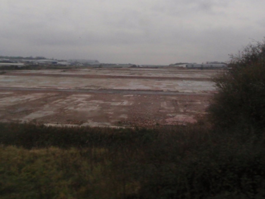 Filton / Patchway - former Rolls Royce site