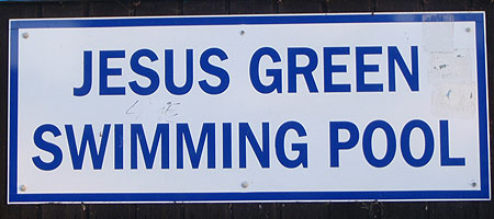 Jesus Green Swimming Pool