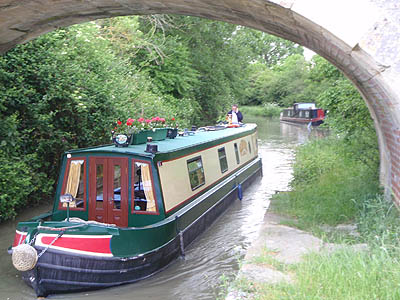 Kennet and Avon Canal at Widbrook