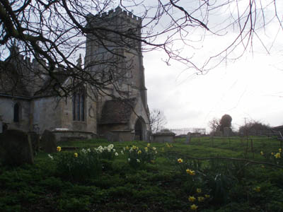 Keevil Church