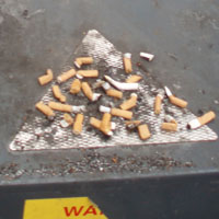 Effect of the smoking ban in Leeds