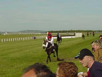 Racing at Larkhill