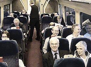 Rail - Melksgam to Swindon