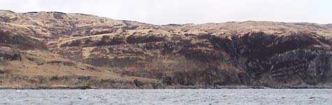 Southern coast of Mull