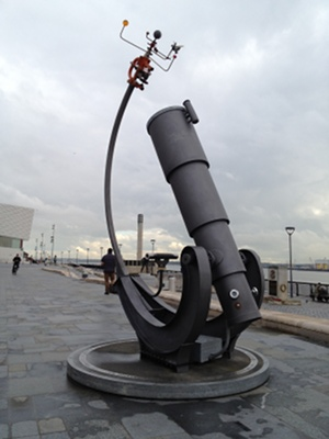 Liverpool - near Pier Head