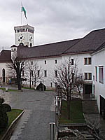 Ljubljana Castle