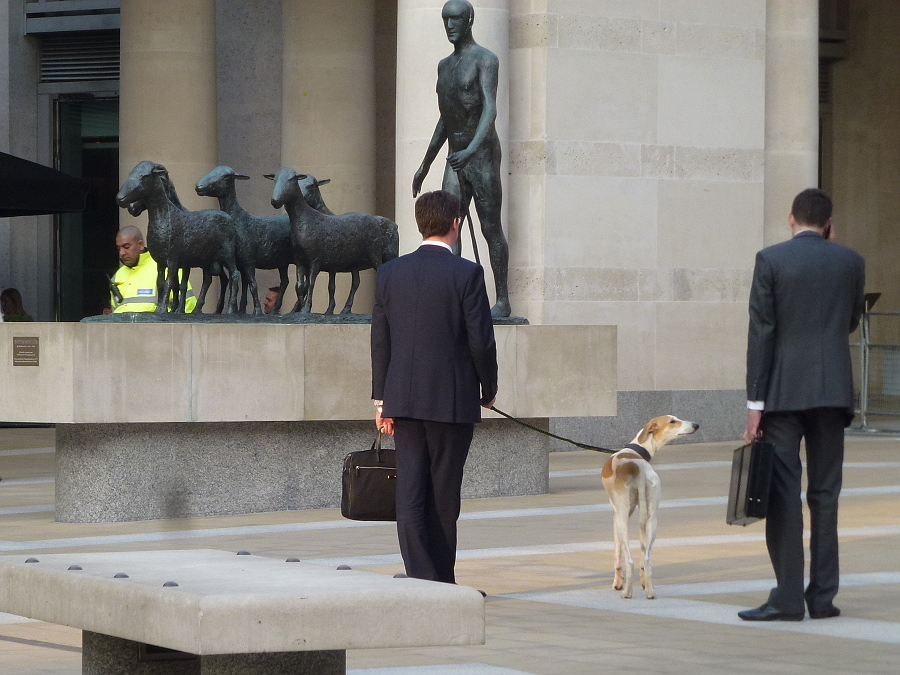 Sheep and Greyhound, Paternoster Square