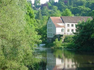 Limpley Stoke - Mill
