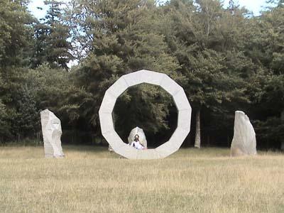 Heaven's Gate - Longleat Stone Circle