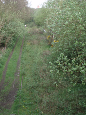 Disused Railway, Stoke to Leek