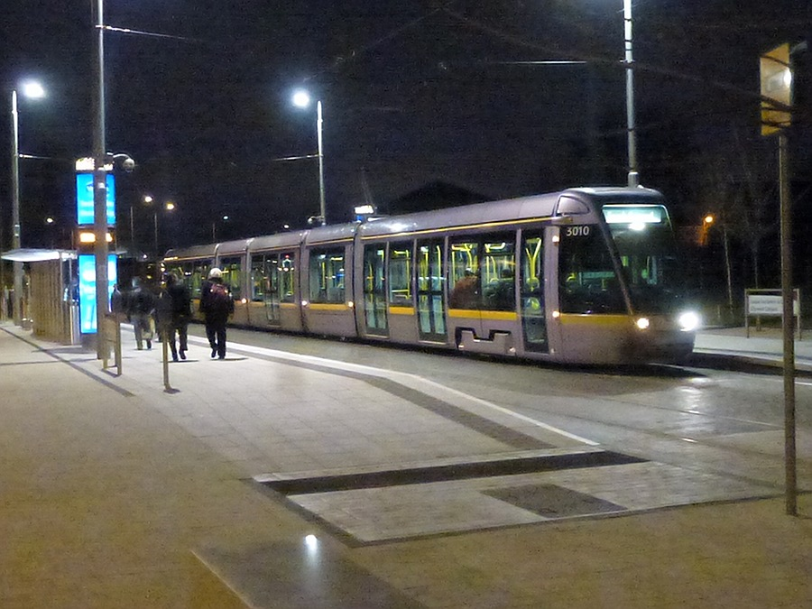Luas, Saggart Extension